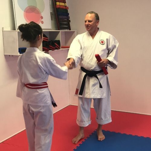 AKA Sydney Adults Karate program